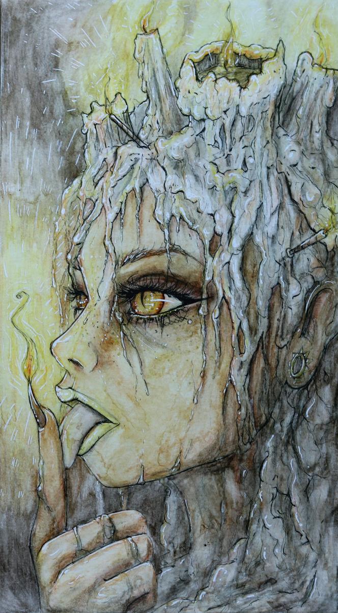 burning by Herzlose