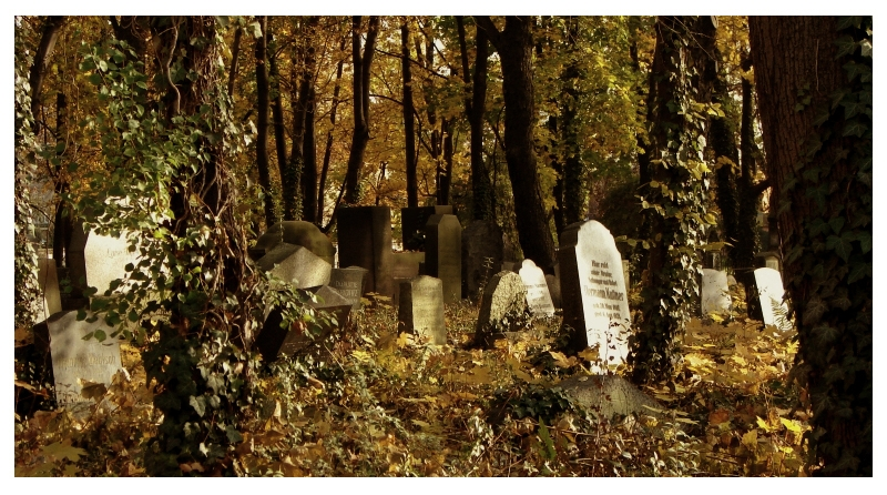 Jewish cemetery..... by prism77
