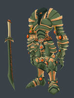 Armor of the Valkiras by Jarwis