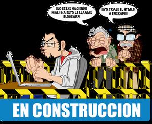 En construccion