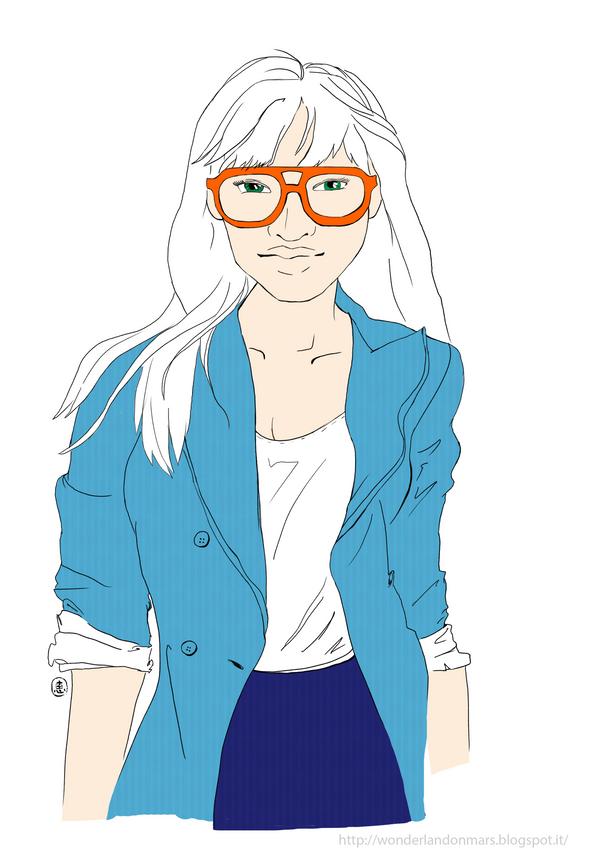 Fashion glasses by Pixiel