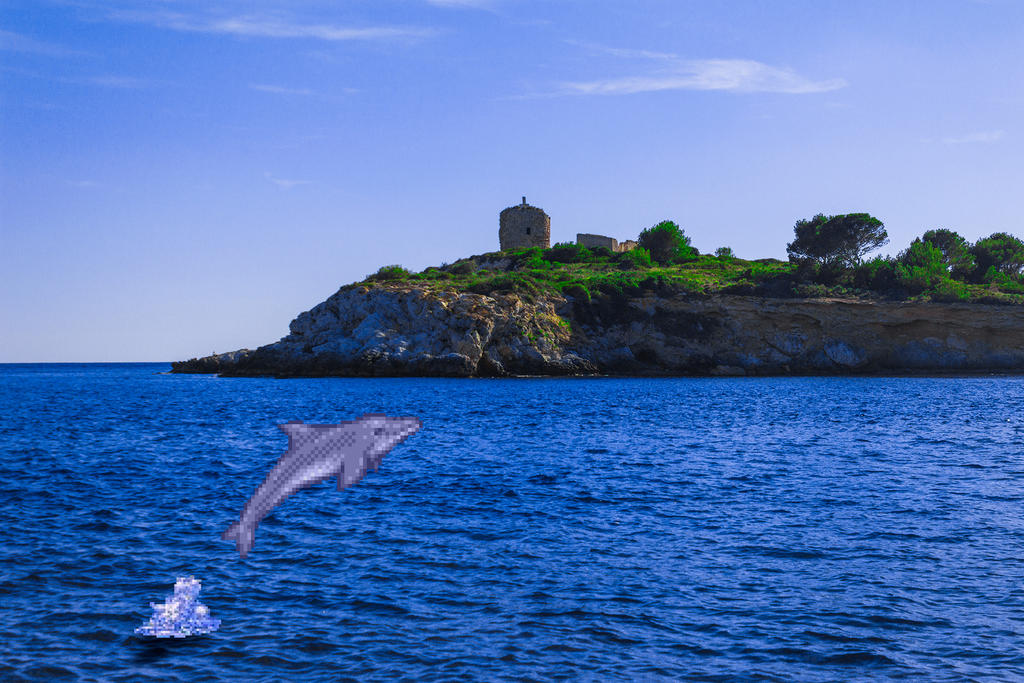Real Bits - Ecco the Dolphin: Surface by VictorSauron on DeviantArt