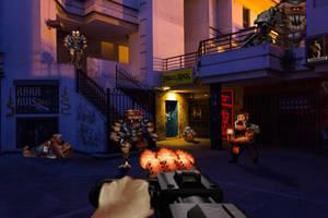 Real Bits - Duke Nukem 3D: Nightlife District