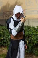 Assassin's Creed: hidden blade by VictorSauron