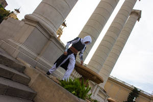 Assassin's Creed: parkour by VictorSauron