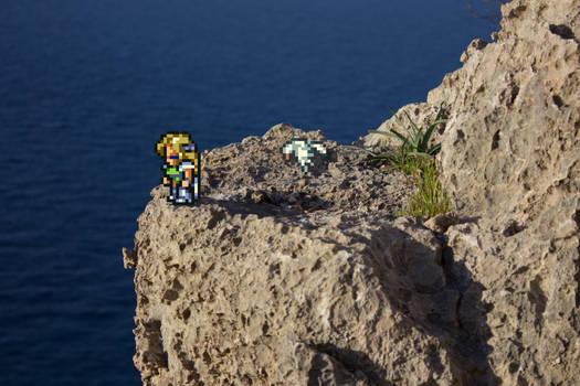Real Bits - Final Fantasy VI: Celes' sadness