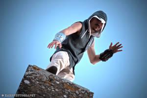Modern Assassin's Creed: air assassination