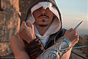 Modern Assassin's Creed: two blades