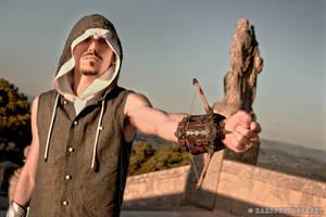 Modern Assassin's Creed: phantom blade