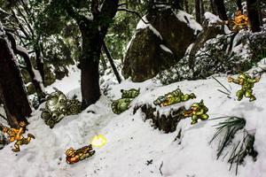 Real Bits - Metal Slug: forest raid