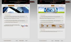 Geolocation website II by Jadknight