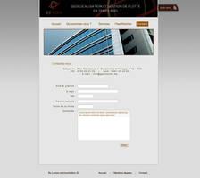 Geolocation website contact by Jadknight