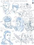 WaW Sketch-Dump