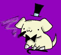 j.p. puppyface by luciferchan