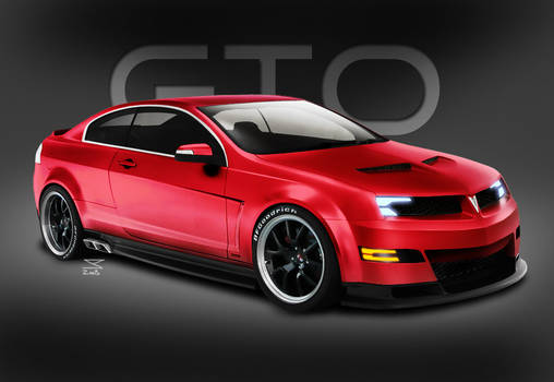 Pontiac GTO chop