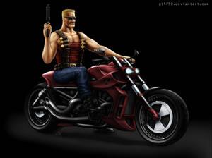 Duke's Bike