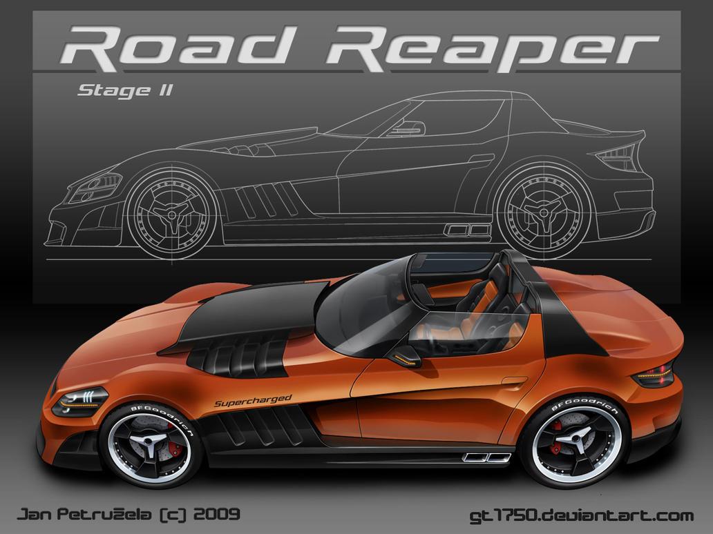 Road Reaper S2 by gt1750