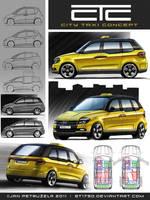 City Taxi Concept V1