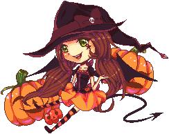 Happy Halloween! by misuuri