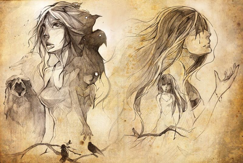 Vow Of Silence by Razor-Sensei