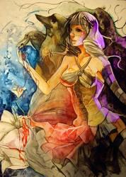 Death Lilly by Razor-Sensei