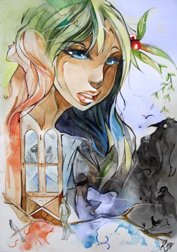 Blossom by Razor-Sensei