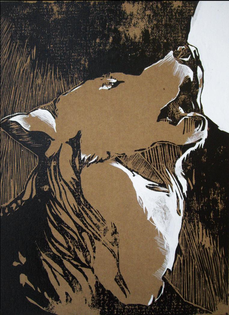 Wolf by Razor-Sensei