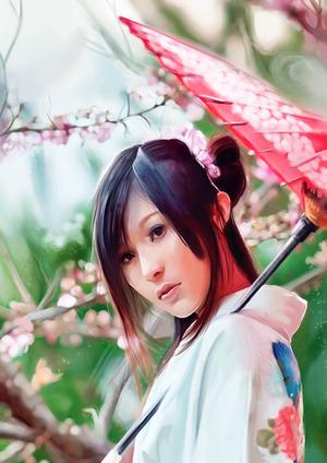 Sakura by Razor-Sensei