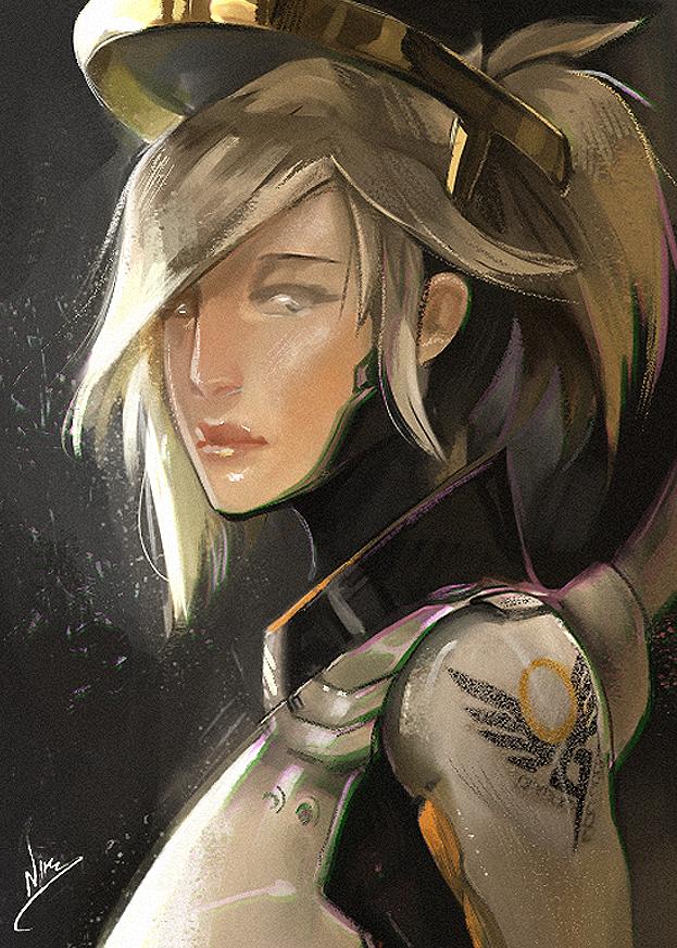 Mercy by Razor-Sensei