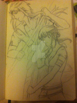 Ithnan Aisu sketch