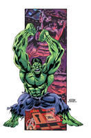 Hulk/General Ross Commission by ScottCohn