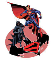 Worlds Finest 2037 by ScottCohn