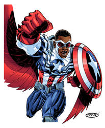 Sam Wilson Captain America