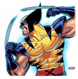 Wolverine Come Get It