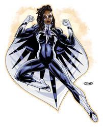 Captain Marvel Monica Rambeau