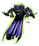 The Prowler Redesign by ScottCohn