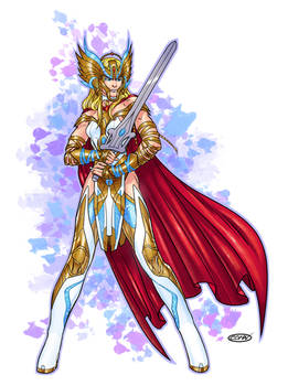 She-Ra Redesign