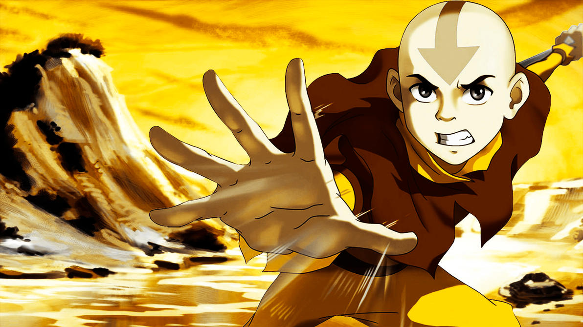 Avatar The Legend Of Aang Wallpaper 1920x1080 By DannilowGFX