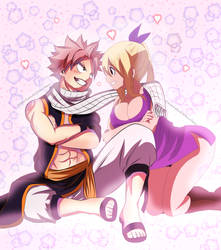 Natsu X Lucy Fairy Tail