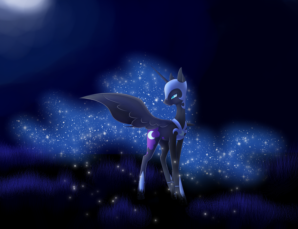 CE~Nightmare Moon by SilverShadow17464