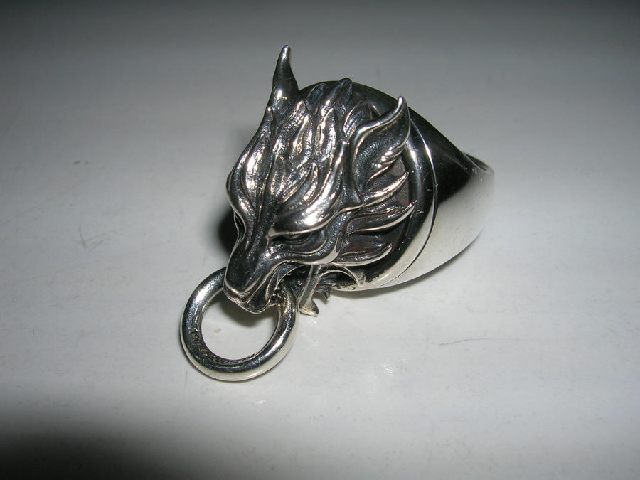 cloudy wolf ring 1 by ex soldier cloud on deviantart