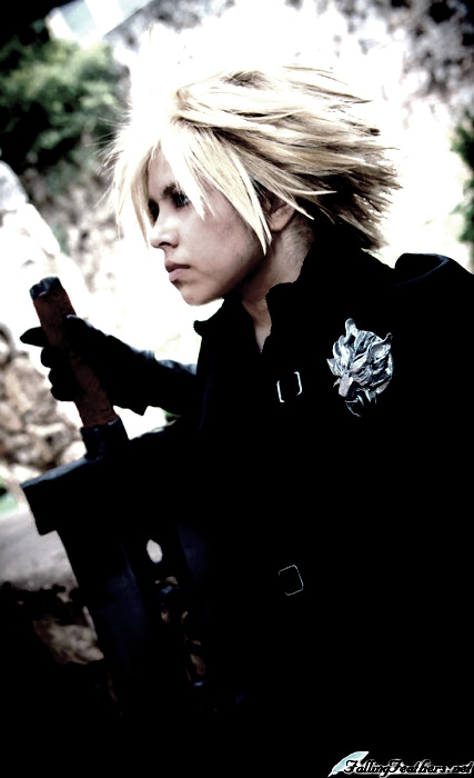 Cloud Cosplay Dev. ID by Ex-Soldier-Cloud