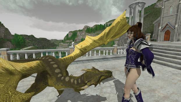 Dragon Girls and Girl Dragons 01