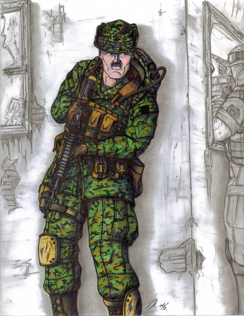 G.I. Joe Leatherneck