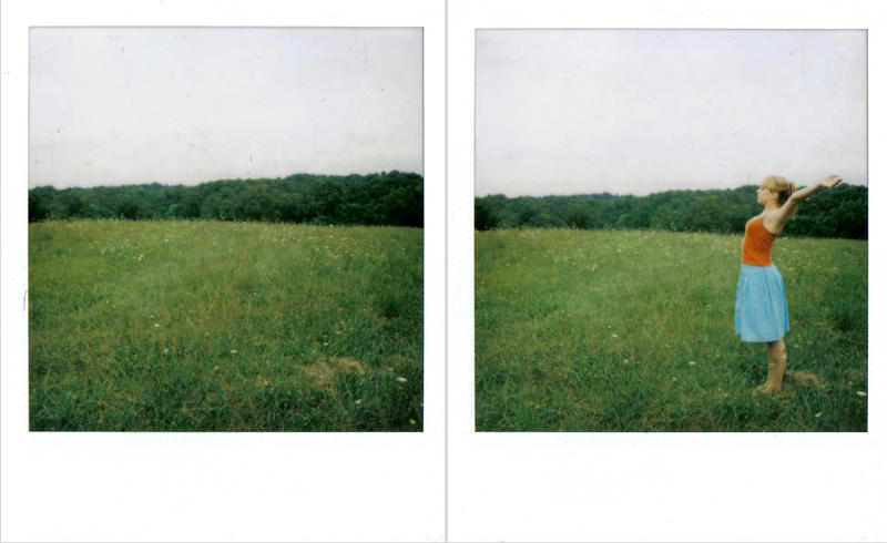 free- polaroid series. by umbraesque