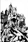 Batman Huntress Black Canary