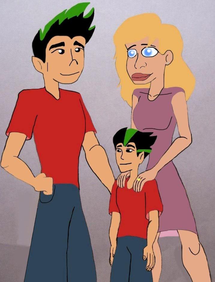 Future Long Family Portrait by srebak