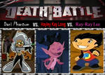 Death Match, Lil Clone vs. Little Sister vs. Littl