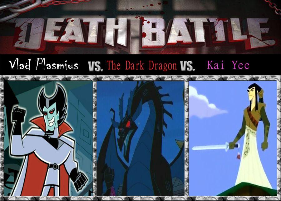 Death Match; Vladdie vs. The Dark Drag vs. The Tra by srebak
