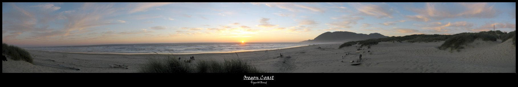Oregon Coast by viper007bond